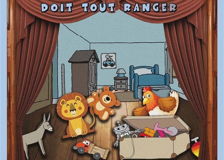 Pere Peluche Doit Tout Ranger à Grenoble