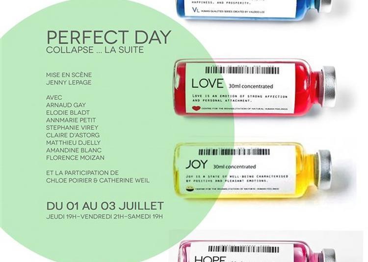Perfect Day à Paris 15ème