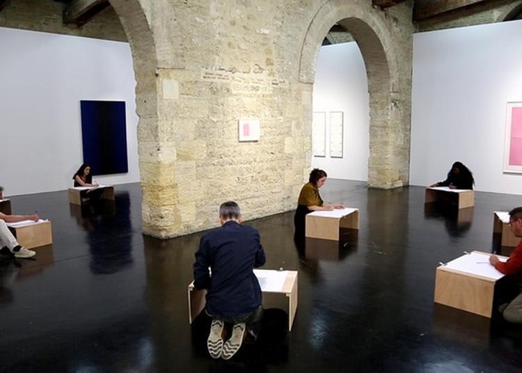 Performance Irma Blank à Bordeaux
