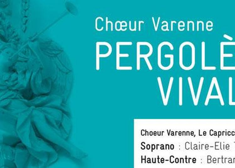 Pergolese - Vivaldi à Paris 16ème