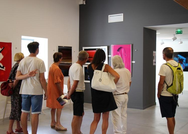 Permanence D'artistes à Annecy le Vieux