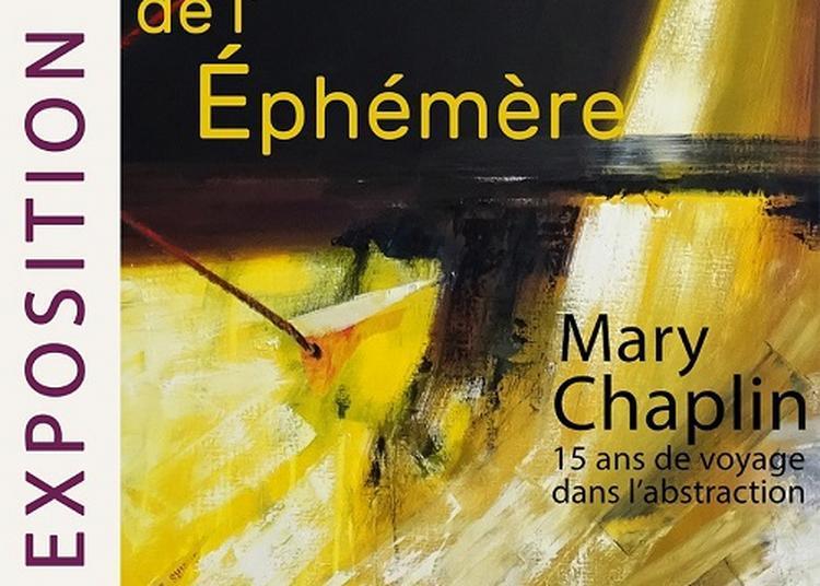 Mary Chaplin - Permanence de l'éphémère à Saint Riquier