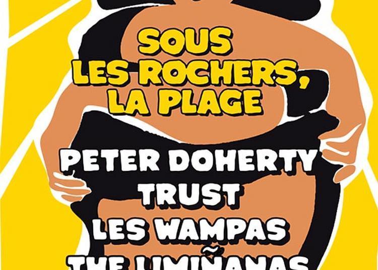 Peter Doherty + Rvg + Sugar & Tiger à Sete