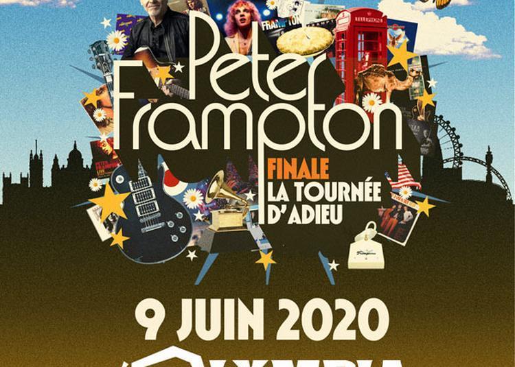 Peter Frampton à Paris 9ème