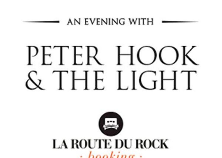 Peter Hook & The Light à Aix en Provence