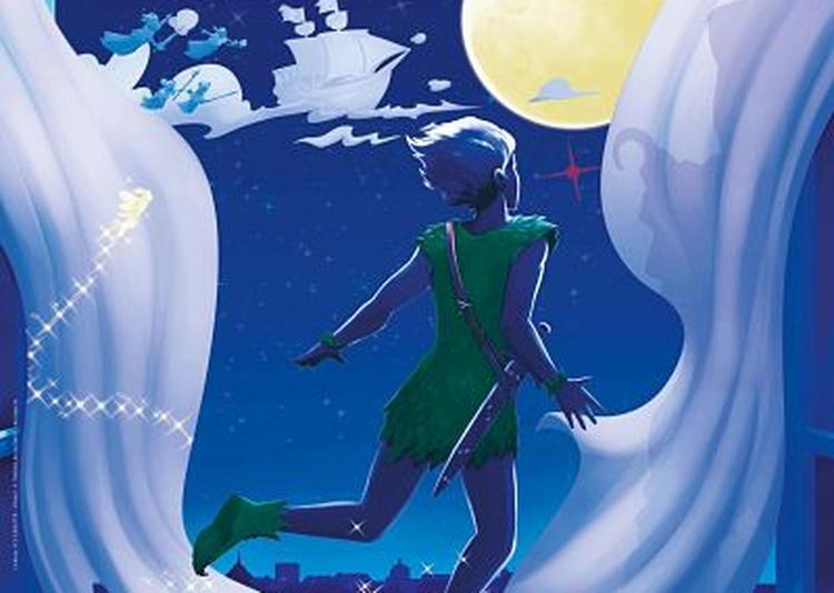 Peter Pan à Paris 6ème
