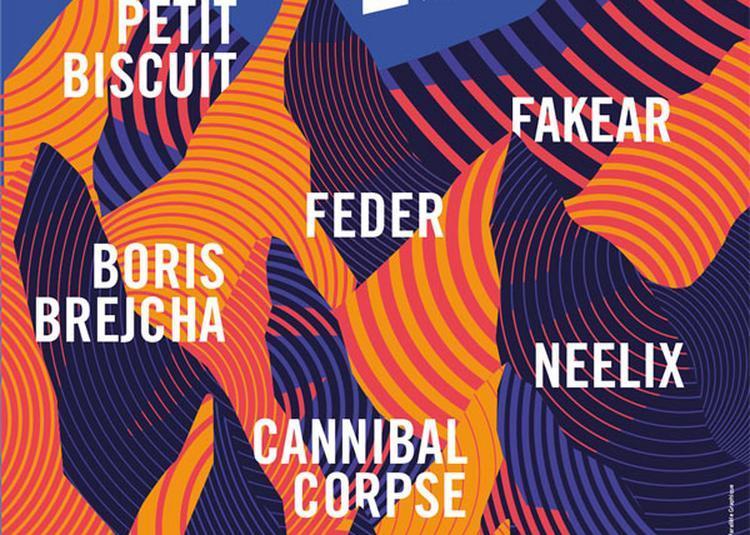 Petit Biscuit + Fakear + Feder à Grenoble