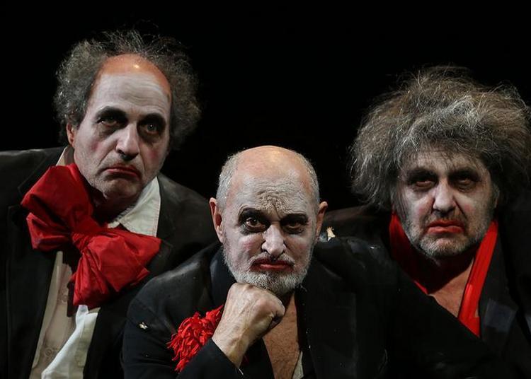 Petit Boulot pour Vieux Clown à Avignon