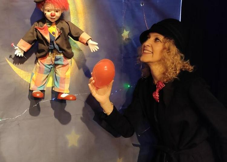 Petit clown in the moon à Sete