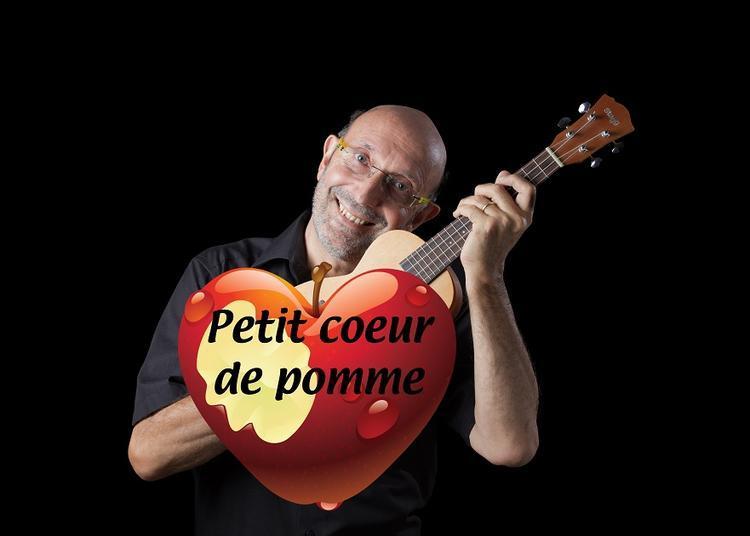 Petit coeur de pomme à Dijon