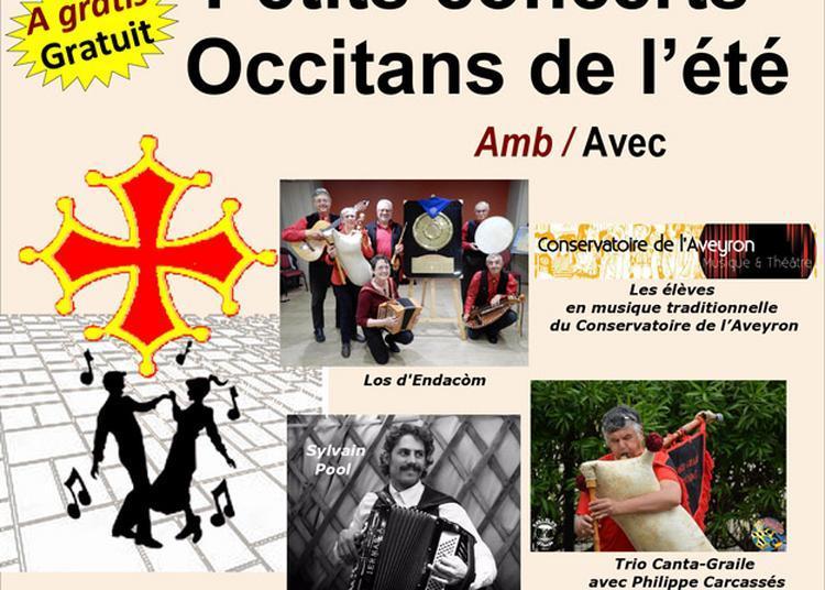 Petit concert occitan de l'été à Castres
