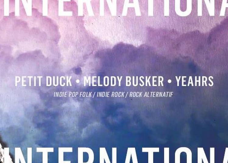 Petit Duck - Melody Busker - Yeahrs à Paris 11ème