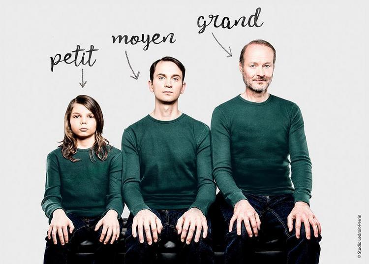 Petit, Moyen, Grand et le Fantôme de l'Opéra à Auray