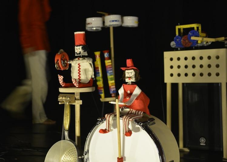 Petit Orchestre de Jouet à Argeles Gazost