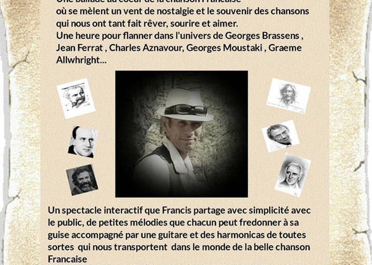 Petit Recital Chansons Francaises à Avignon