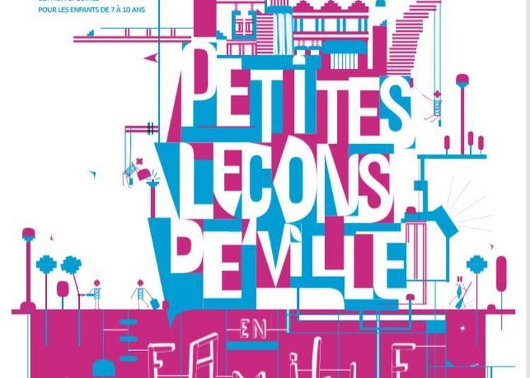 Petite Leçon De Ville En Famille 4/4 : Naviguer-plonger-draguer à Paris 4ème