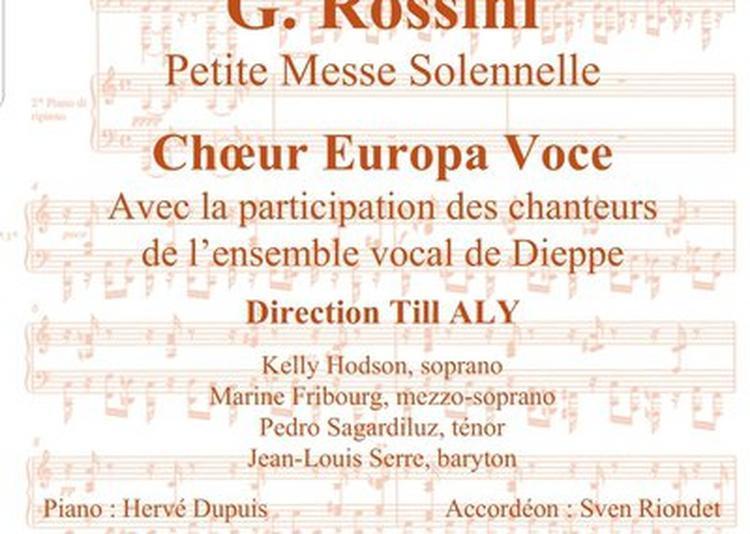 Petite Messe Solennelle à Varengeville sur Mer