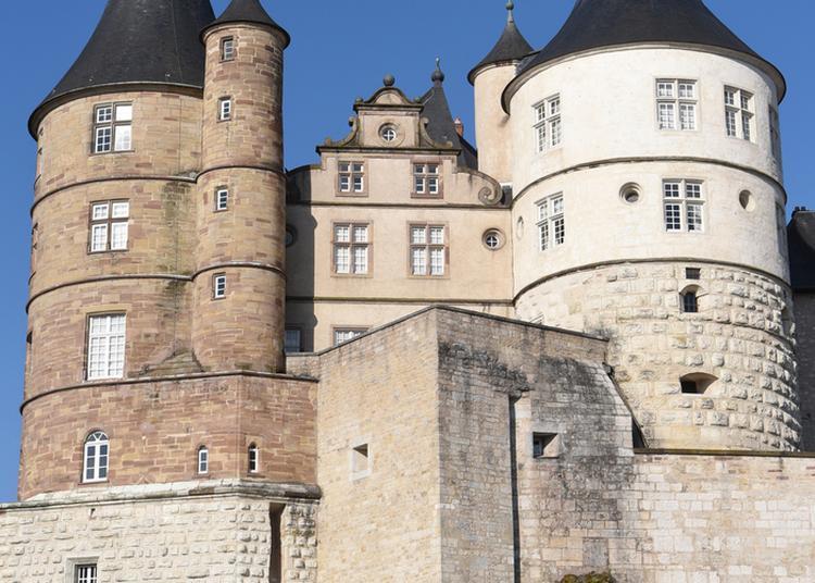 Petites Visites Théâtralisées Au Musée Du Château Des Ducs à Montbeliard