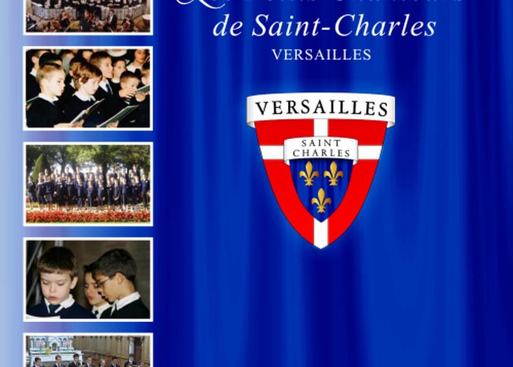 Concert de Musique Sacrée des Petits Chanteurs de Saint Charles à Hendaye