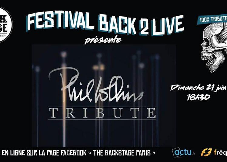 Phil Collins Tribute à Montrouge
