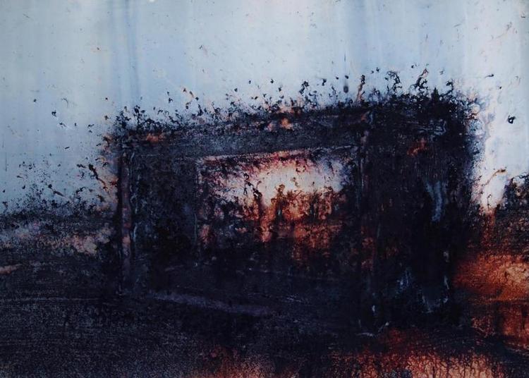 Philippe Cognée - Exposition personnelle - Travaux récents sur papier à Rennes