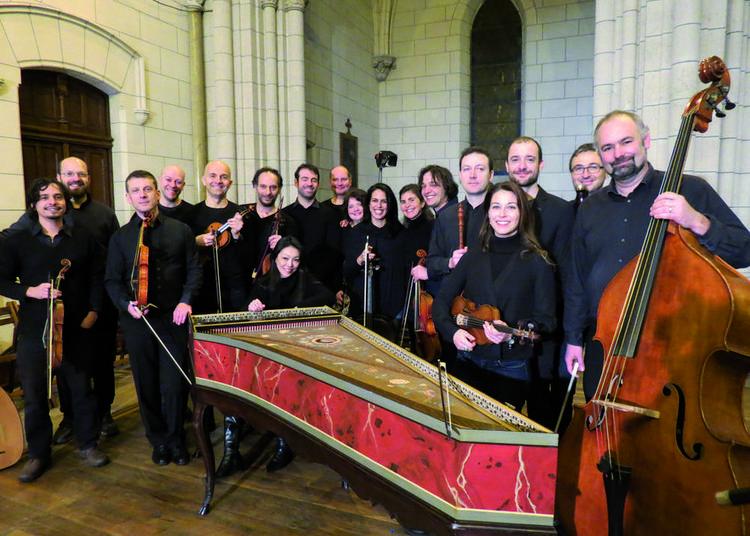 Philippe Jaroussky - Ensemble Artaserse à Toulouse