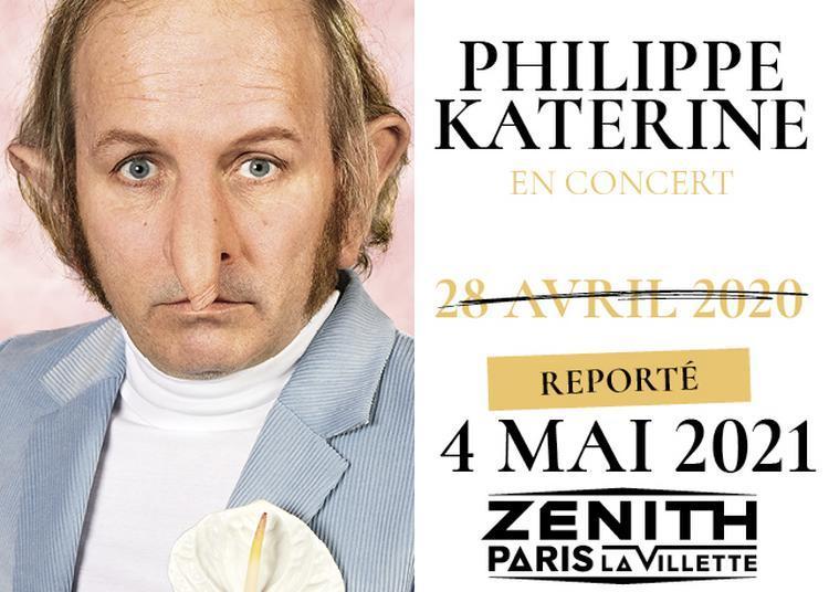 Philippe Katerine - report à Paris 19ème