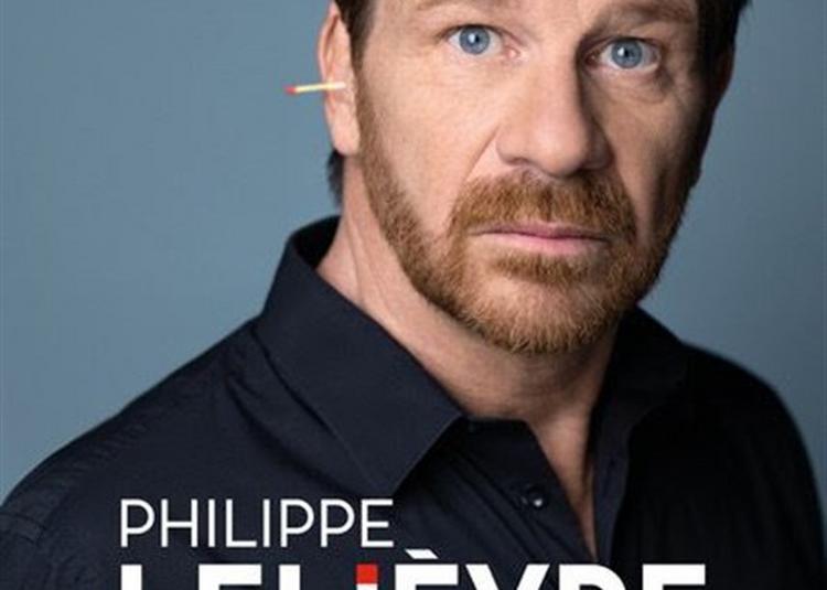 Philippe Lelièvre Dans Plus Que Givré à Paris 9ème
