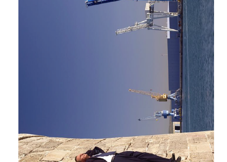 Philippe Ramette à Nice