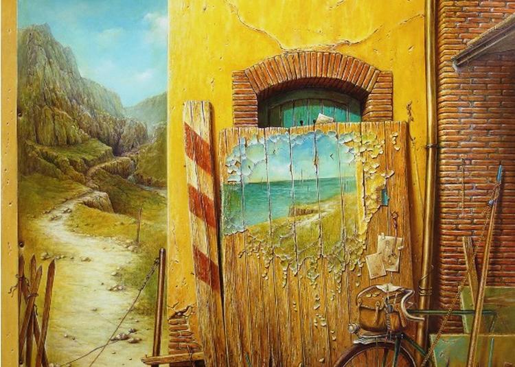 Philippe Vercellotti - Peintures à Rabastens