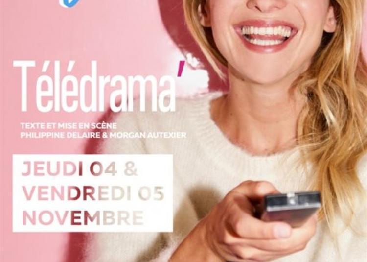 Philippine Delaire Dans Télédrama à Bordeaux