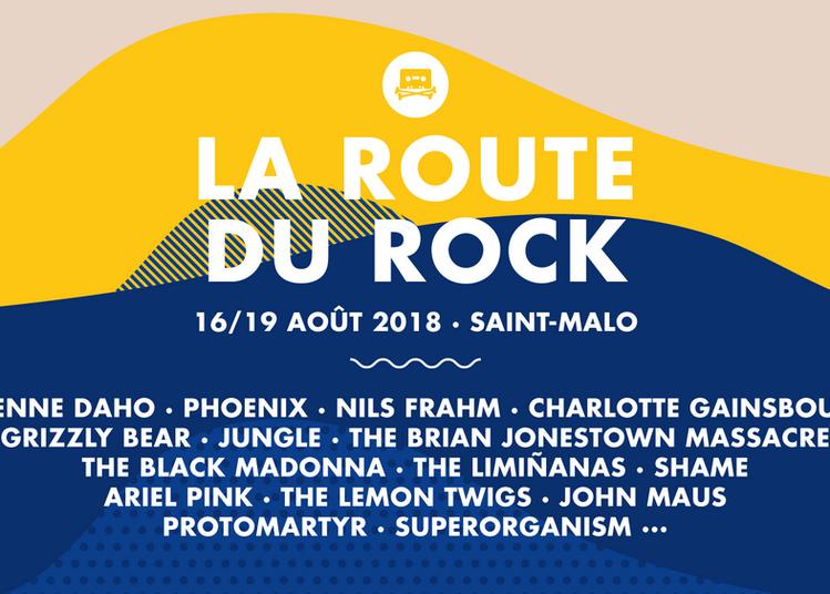 Phoenix / Charlotte Gainsbourg à Saint Pere