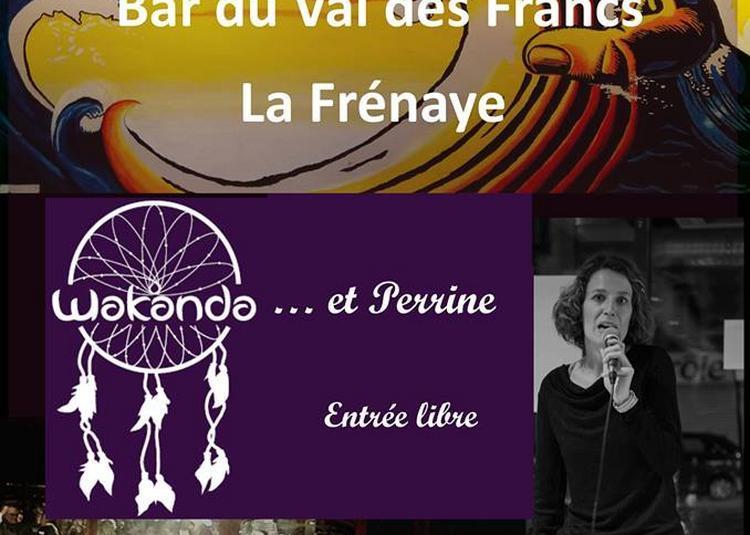 Concert mélant reprises chansons francaises, Led Zeppelin, Deep Purple et compositions personnelles à La Frenaye