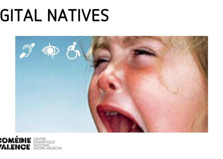 Digital Native - théâtre dès 9 ans à Arthemonay