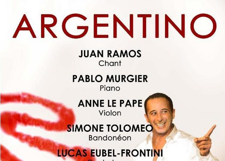 Tango Argentino à Paris 11ème