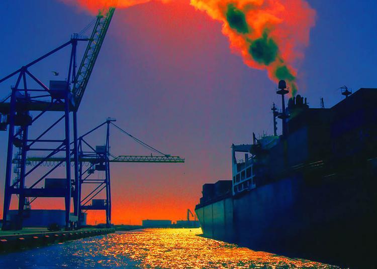 Photographie d'art maritime à Le Havre