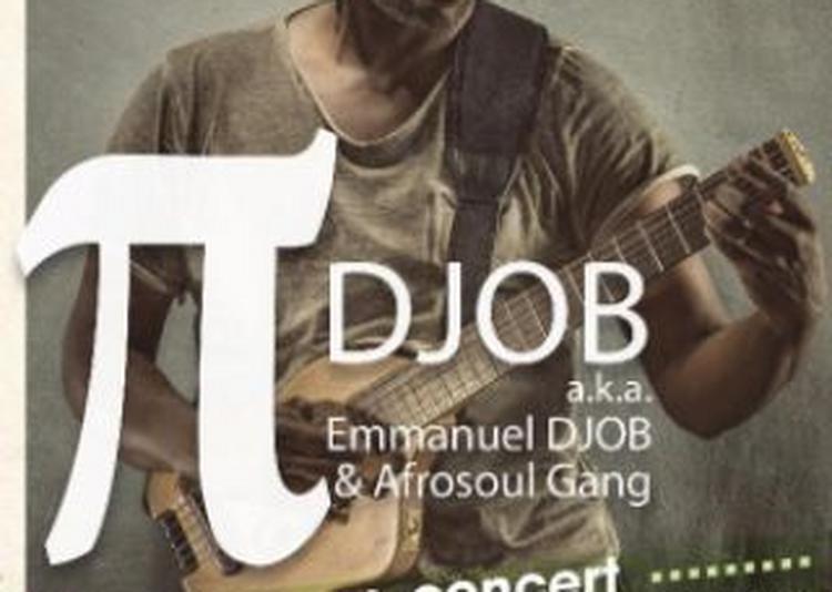 Pi Djob A.k.a Emmanuel Djob & Afrosoul Gang à Toulouse