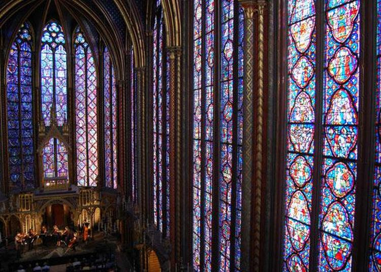 Piano Classique A La Ste Chapelle à Paris 1er