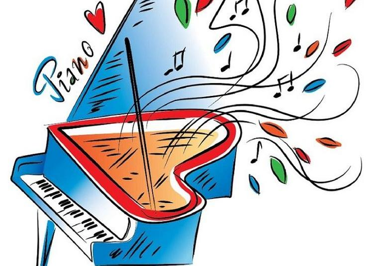 Piano'coeur : Piano-bar à Luchapt