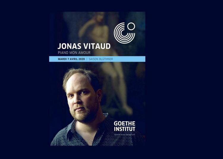 Piano mon Amour : Jonas Vitaud à Paris 16ème