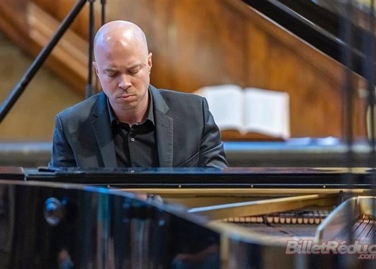 Piano Passion : Christian Chamorel à Paris 5ème