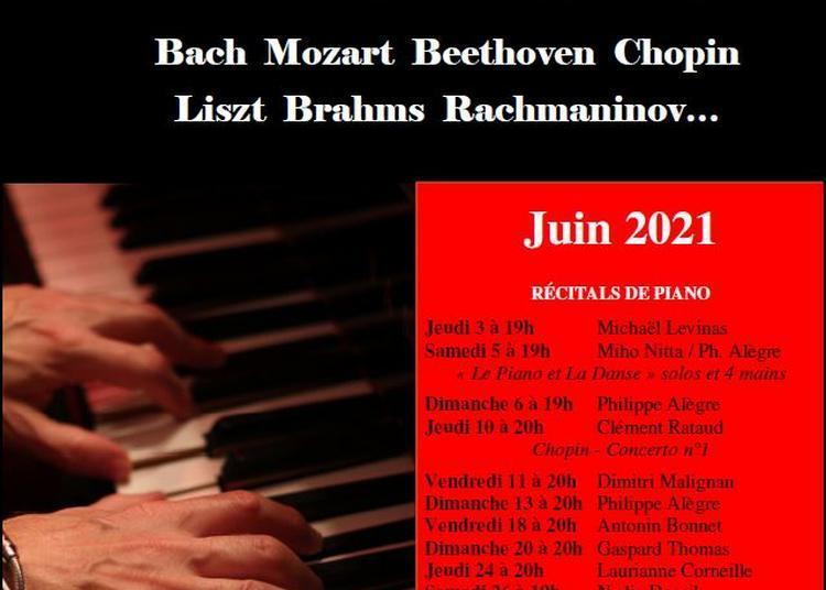 Piano Passion - Laurianne Corneille piano récital à Paris 5ème