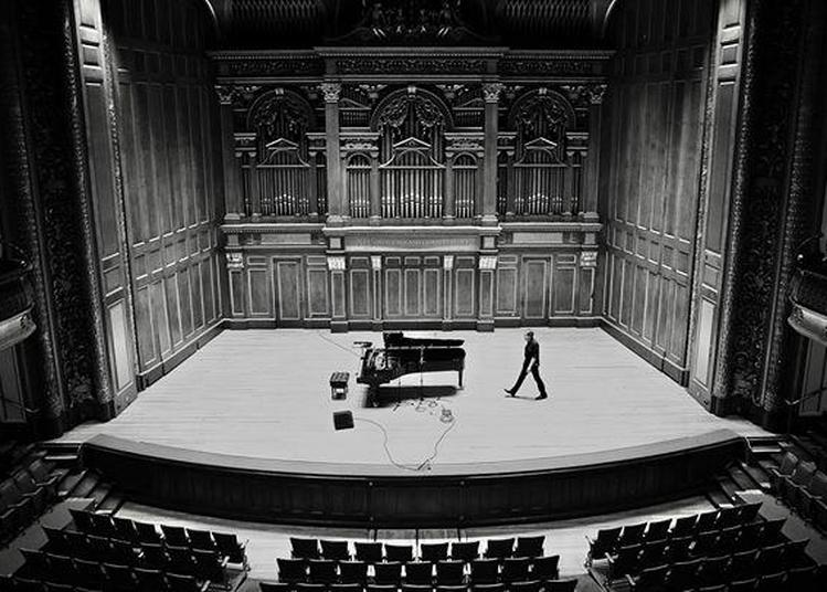 Piano solo : Bruce Brubaker à Niort