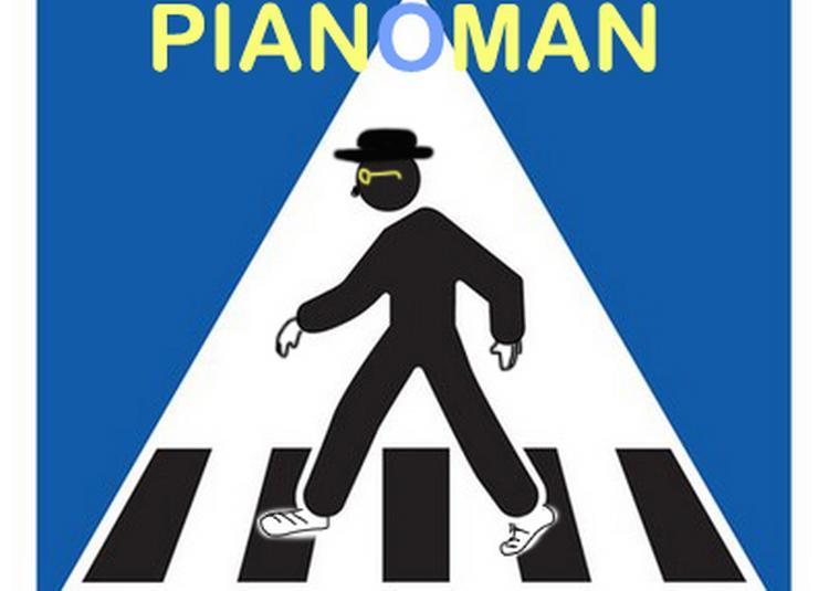 Pianoman à Vendres