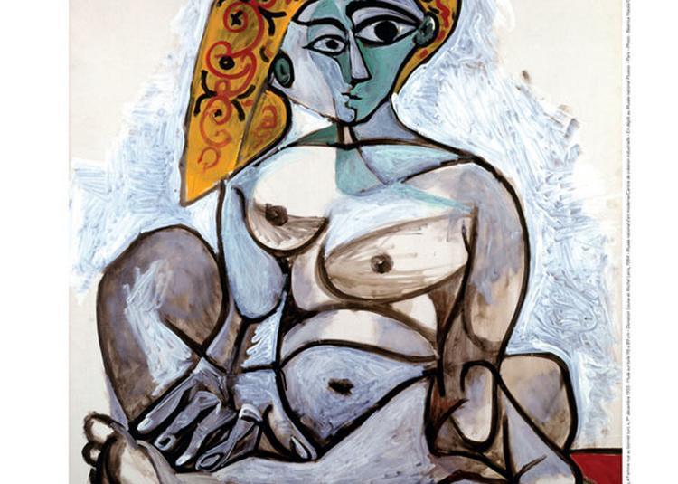 Picasso,voyages Imaginaires à Marseille
