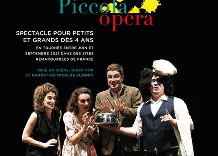 Piccola Opera à Saint Germain en Laye