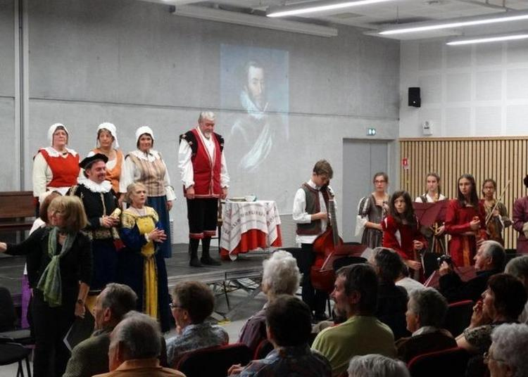 Pièce De Théâtre A La Rencontre De François De Bonne, Duc De Lesdiguières à Termignon