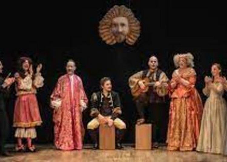 Pièce De Théâtre Classique Les Fourberies De Scapin à Rosny Sous Bois