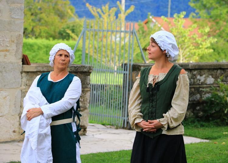 Pièce De Théâtre Contemporaine Et Humoristique Par La Compagnie En Toc. à Pollieu