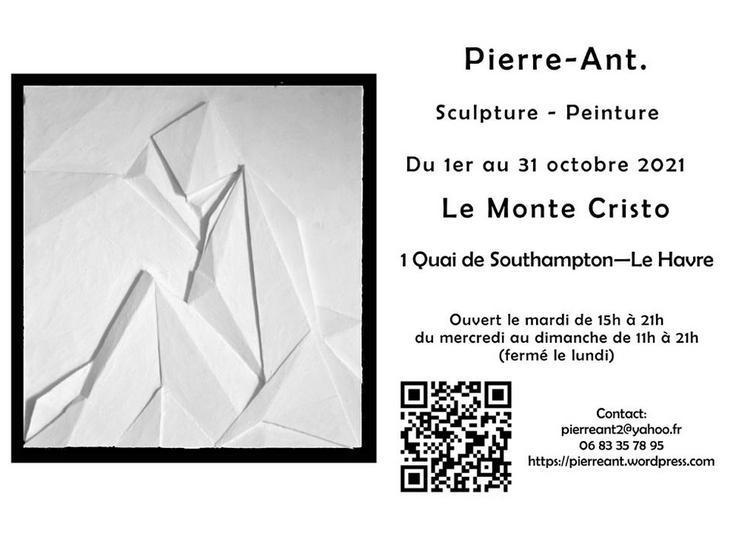 Pierre-Ant. peinture sculpture à Le Havre